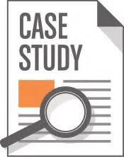 How to introduce a case study into an essay